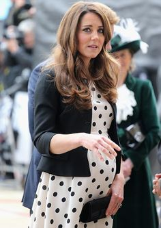 Les plus beaux looks grossesse de Kate Middleton