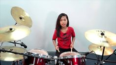 Europe - The Final Countdown Silent Knight Version Drum Cover by Nur Amira Syahira Girl Drummer, Female Drummer, Drums Girl, Name That Tune, The Final Countdown, Drum Cover, How To Play Drums, 12 Year Old, Finals