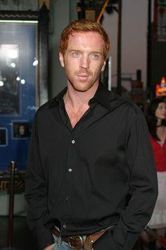 My favorite ginger :) yummy. Damian Lewis <3