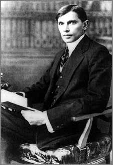Mohammed Ali Jinnah: On December 25, 1876, Mithibai gave birth to a son, the first of seven children( Mohd.Ali Jinnah). The fragile infant who appeared so weak that it 'weighed a few pounds less than normal'. But Mithibai was unusually fond of her little boy, insisting he would grow up to be an achiever.