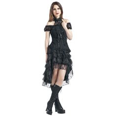 Corsage Look - Camiseta Mujer por Gothicana - Gothic styles $37.99 € en EMP...  la mayor tienda online de Europa de Merchandising oficial de bandas de Metal, Hard Rock , Heavy, Ropa Gótica , Punk y todo lo que te hace falta para vivir el Rockstyle en toda su dimensión.  EMP Rock Mailorder España