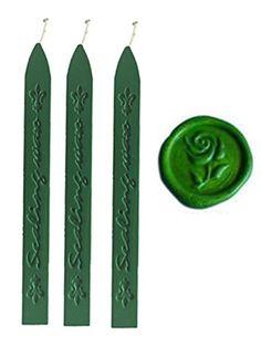MDLG New 3pcs Grass Green Wax Sticks with Wicks for Decor... https://www.amazon.com/dp/B01G3X45HQ/ref=cm_sw_r_pi_dp_x_rn5DybHFC12V1
