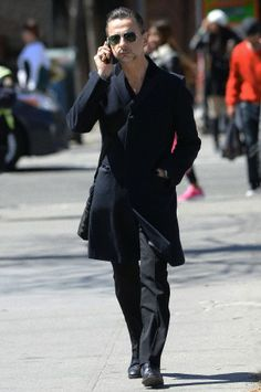 Dave Gahan in NY April 24 2014, © Doug Meszler/Splash News/Corbis