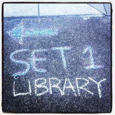 Irene Veldstra @SNCreations:    portlandia @ Multnomah County Library - Kenton