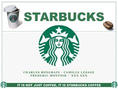 introduction of starbucks, its marketing strategy, and in Korea