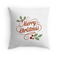 Merry Christmas #holiday #hollyberries #shirts #tanks #longsleeve #hoodie #phonecase #mugs #stickers #kids #baby #teen #adult #pillow #tote #laptopcase #notebook #fashion #gift #present #birthday #Christmas #men #women #mom #dad #grandma #grandpa #uncle #aunt