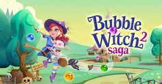 Une nouvelle sorcière est là ! Jouez à Bubble Witch 2 Saga en ligne pour aider Stella et ses chats à affronter Morgana. Nouvelle sorcière, nouveaux tours !