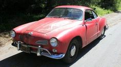 Estate Sale VW Karmann Gia #Volkswagen
