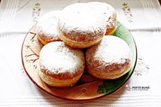 Vegan Recipes, Cooking Recipes, Romanian Food, Allergies, Camembert Cheese, Food And Drink, Sweets, Bread, Puddings