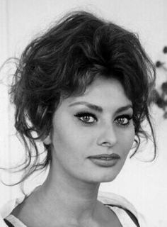 Although she was considered Italian she is from Napoli (Naples) Which is a world on to its own; where the bloods have mixed over centuries and I'm sure she has some Spanish blood in her.