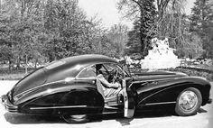 Talbot Lago T26 Grand Sport Coupé by Saoutchik 1949