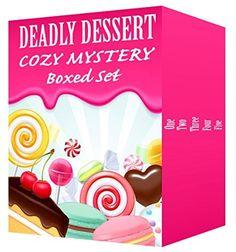 Deadly Dessert Cozy Mystery Set #eReaderIQ