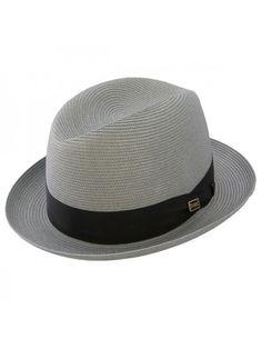 9f7db19e61bde Dobbs Parker - Straw Fedora Hat