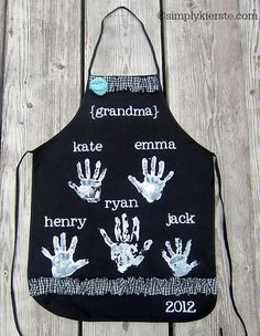Cute Mother's Day gift idea or even for Fathers/grandpas!