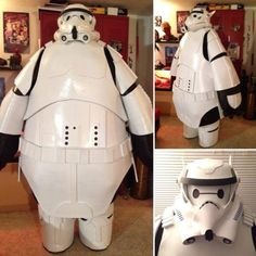 This Baymax Trooper Cosplay Is The Best