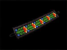 huichol bead bracelet
