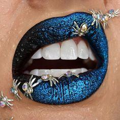 Lip Service, Eye Art, Lips, Good Things, Amazing, Makeup, Womens Fashion, Earrings, Beauty
