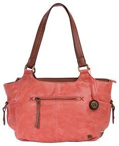 The Sak Handbag, Kendra Satchel - The Sak - Handbags & Accessories - Macy's