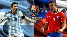 ARGENTINA - CHILE | COPA AMERICA 2016 | FIFA 16 - Rubenillo17 - http://tickets.fifanz2015.com/argentina-chile-copa-america-2016-fifa-16-rubenillo17/ #CopaAmérica