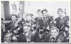Band 1950s