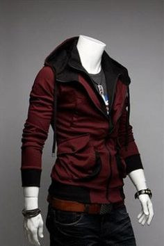 Item Type: Hoodies, Sweatshirts Gender: Men Clothing Length: Regular Sleeve Style: Regular Closure Type: Zipper Style: Fashion Fabric Type: Knitted Material: Cotton, Polyester Thickness: Thin Collar: