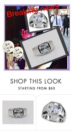 """PESCARAJEWELRY"" by lejla150 ❤ liked on Polyvore featuring Kate Spade, men's fashion and menswear"