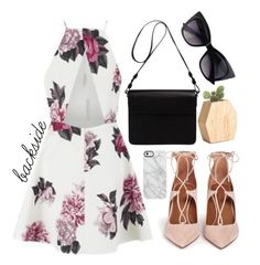 """""""Outfit 018"""" by postcardsfromliz ❤ liked on Polyvore"""