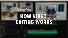 How Video Editing Works (From Memory Card to YouTube)