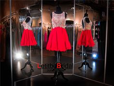 Red Prom Dress,Beaded Prom Dress,Short Prom Dress,Cheap Prom Dress,Open Back Prom Dress,Red Homecoming Dress, 8th Grade Prom Dress,Holiday Dress,Red Evening Dress, Short Evening Dress,Formal Dress, Homecoming Dresses, Graduation Dress, Cocktail Dress, Party Dress