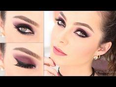 Maquiagem Inspiração Inverno com Pele Iluminada - YouTube