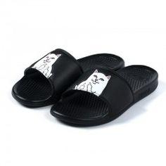 Claquette Rip n Dip Lord Nermal Slide Black