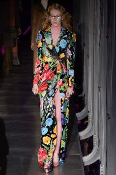 Gucci Fall 2017 Ready-to-Wear Fashion Show - Christine Falk Mogensen