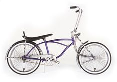 A lowrider bike is a custom bike style, which uses dragster bikes for a basis, with styling cues from lowrider cars. Description from bicycles.net.au. I searched for this on bing.com/images