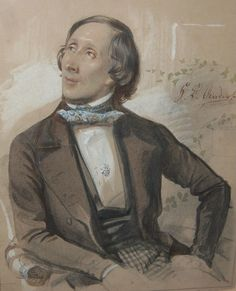 Today is the birthday of Hans Christian Andersen, born in 1805. He was a Danish author and poet and died on 4 August 1875. Although a prolific writer of plays, travelogues, novels, and poems, More information about Andersen and his poems: http://www.poemhunter.com/hans-christian-andersen-2/  Happy Birthday Hans Christian Andersen!