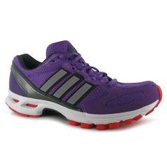 adidas Kanadia Road Ladies Running Shoes >> Now £28.50 #run #adidas