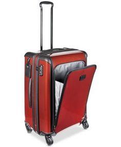 "Tumi Tegra Lite Max 26"" Medium-Trip Expandable Spinner Suitcase - Red"