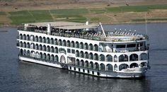 Liberty Nile cruise is a superior 5 stars floating hotel. It sails on the Nile river between Luxor and Aswan cities in Egypt. M/S Liberty Nile cruise takes
