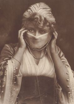 Mia May, German Silent Movie Star