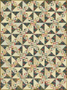 Paddleboat Todays Quilter, Quilts Online, Laundry Basket Quilts, Pinwheel Quilt, Bed Runner, Quilt Sizes, Blue Fabric, Fabric Design, Quilt Patterns