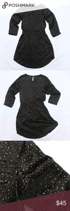 "Madewell dress sz 6 Madewell dress. Sz 6. Chest flat across 18.5"" length 36"" great condition. Madewell Dresses"