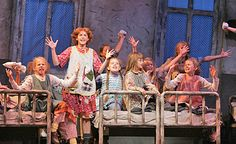 MTWrentals.org offers the entire costume package for the production of Annie.