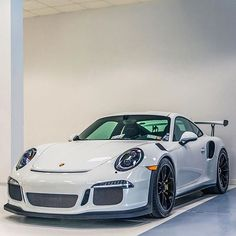 Bad white gt3rs