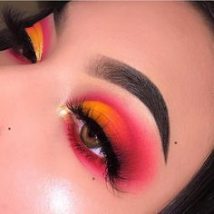 Outstanding Cute makeup info are offered on our internet site. Makeup Eye Looks, Eye Makeup Art, Colorful Eye Makeup, Dark Makeup, Contour Makeup, Cute Makeup, Pretty Makeup, Skin Makeup, Makeup Inspo