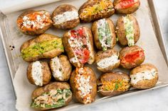 9 Ways You Never Would Have Thought To Stuff A Baked Potato  - Delish.com
