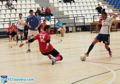 El Soliss FS Talavera vence a las circunstancias y al Xaloc Alicante - 45600mgzn