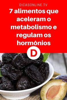 Regular hormonas naturalmente   7 alimentos que aceleram o metabolismo e regulam os hormônios   Os hormônios são responsáveis por diversas funçõe sno organismo, como humor, digestão, energia e até mesmo pela aparência da nossa pele!