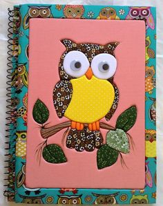 Applique Towels, Owl Applique, Applique Patterns, Applique Quilts, Applique Designs, Craft Patterns, Crazy Quilting, Vogel Quilt, Clay Art Projects