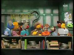Die Enttäuschung war groß, wenn Hallo Spencer statt der Sesamstraße kam