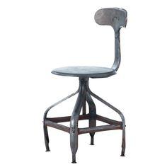 Metal Bar Chair - Télégraphe