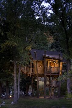 tree house ♥